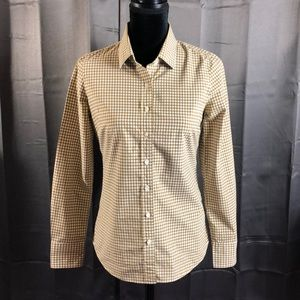 J.Crew The Perfect Shirt Button Down